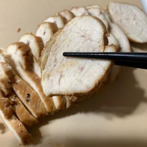 簡単 鶏胸肉のチャーシュー