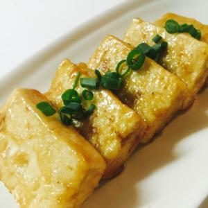 1度食べたらハマる☆豆腐ステーキ