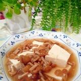 なめこ豆腐♪