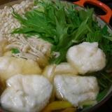 夏バテ防止 山芋入りきのこたっぷり鍋