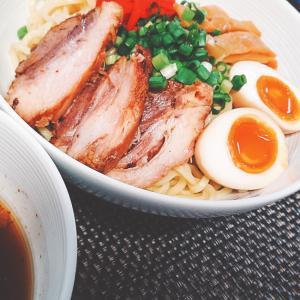 業務スーパーの煮豚で簡単つけ麺