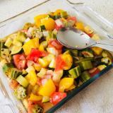 夏野菜たっぷり簡単ラタトゥイユ