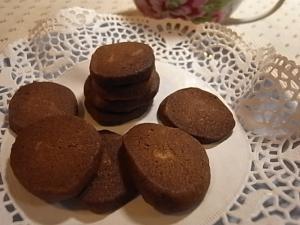 【めちゃ簡単】ココアクッキー