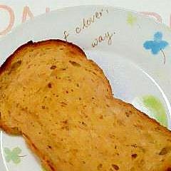 凍った食パンに塗ろう☆*ガーリックバタートースト*