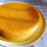 炊飯器で簡単♪ふんわりもっちり♪おからケーキ