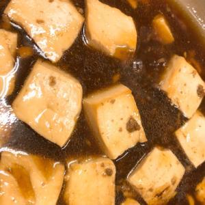 簡単肉豆腐!