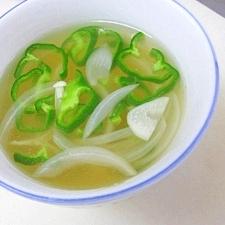 捨てないで! スパゲッティの茹で汁で「野菜スープ」