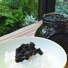 海苔の佃煮♪