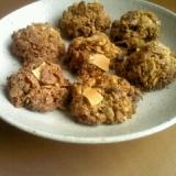 マクロビ♪フレークチョコクッキー