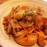 ほたて子の生姜味噌炒め煮