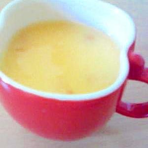 ひと手間で美味しくコーンスープ