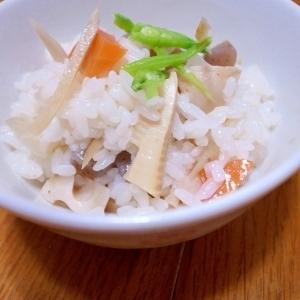 おせち料理(煮しめ)リメイク☆炊き込みご飯♪