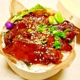 韓国風☆牛タン弁当