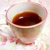 難しそうだけど簡単ウマー❤梅醤番茶❤