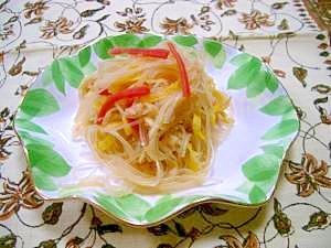 乾物で作ろう❀中華サラダ