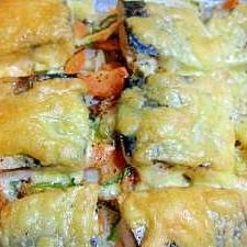 オーブンで簡単に!鯖のチーズ焼き