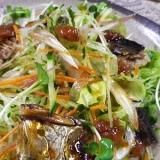 焼き鰊サラダ