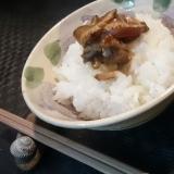 電子レンジで美味しい 椎茸のうま煮