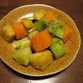 彩り野菜☆バター風味