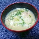 七草味噌雑炊