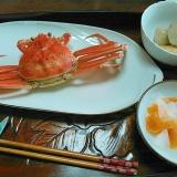 甲羅酒まで楽しみたい★せいこ蟹の食べ方