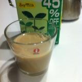 カロリー45%オフ豆乳カフェ・オ・レココナツ