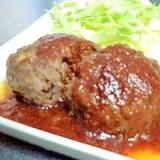 肉汁ぎゅうぎゅう★洋食ソース