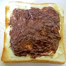 クリームチーズチョコレートパン♪