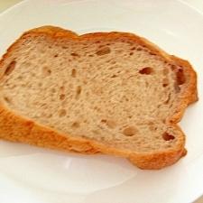 HBにお任せ!しっとりあずき食パン