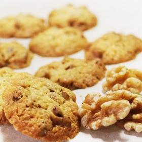 メープル&ウォールナッツクッキー