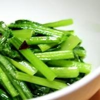 超簡単♪青菜炒め♪