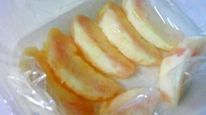 桃の剥き方と保存方法