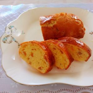 レモンピール入り☆パウンドケーキ