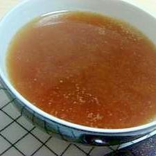 紅茶香る生姜湯でティタイム♪