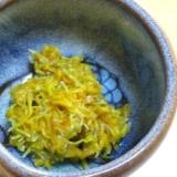 旬の味覚☆菊の花の三杯酢