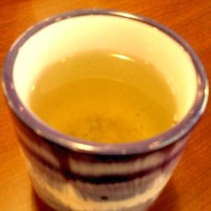 ☆*:・☆リンゴ果汁入りミント緑茶☆*:・☆