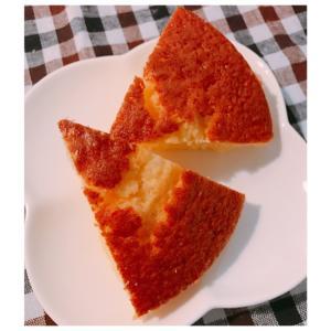 ホットケーキミックスで簡単♪カルピスケーキ♡