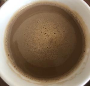 カラメルシナモンコーヒー