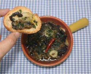 簡単☆メチャ旨☆乾燥牡蠣で絶品アヒージョ
