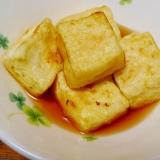 ♡揚げずに作れる♡簡単なんちゃって揚げ出し豆腐♡