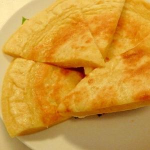 フライパンで★ほんのり甘いパン