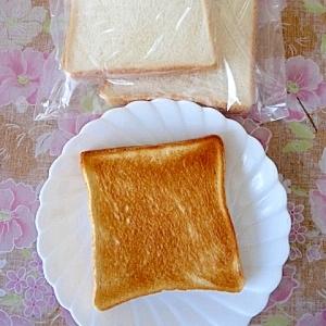 パンの保存★冷凍・解凍・調理方法