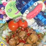 キュウリのキューちゃん風サラダ