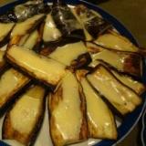 なすびのチーズ焼き