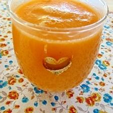 生塩糀を+にんじんリンゴセロリのスムージー