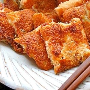 カリッとポテトの♪明太チーズガレット