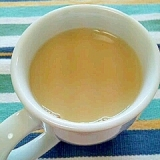 ホッと☆抹茶入りグリーンきなこミルク♪
