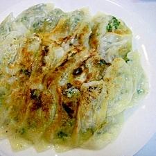 塩麹で☆ ニラたっぷり☆ 豆腐入りニラ餃子♪