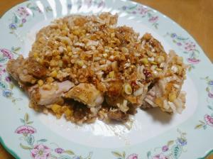 10分で作れる本格油淋鶏