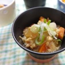 とろ~り食感の炒り豆腐♪
